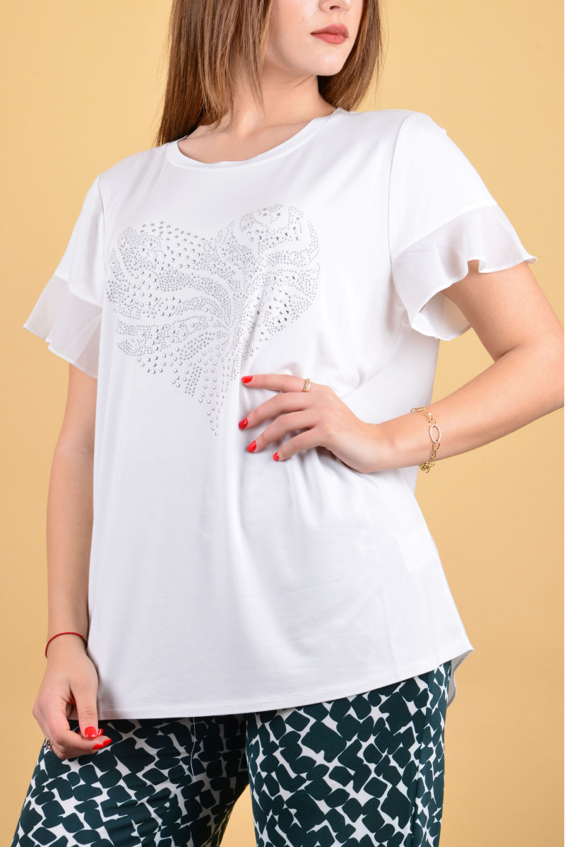 GIULIA VALLI WOMAN T-SHIRT...