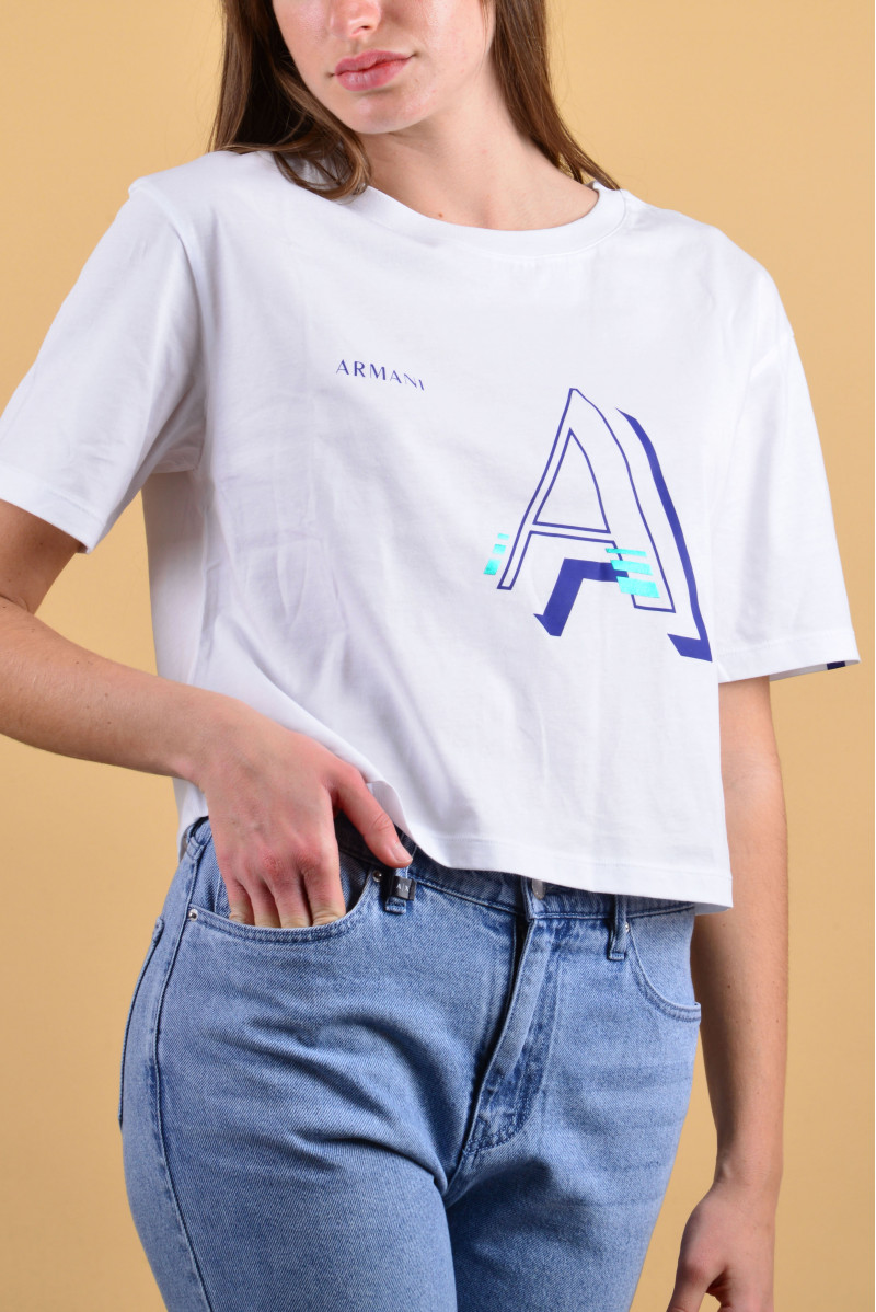ARMANI EXCHANGE T-SHIRT MM...
