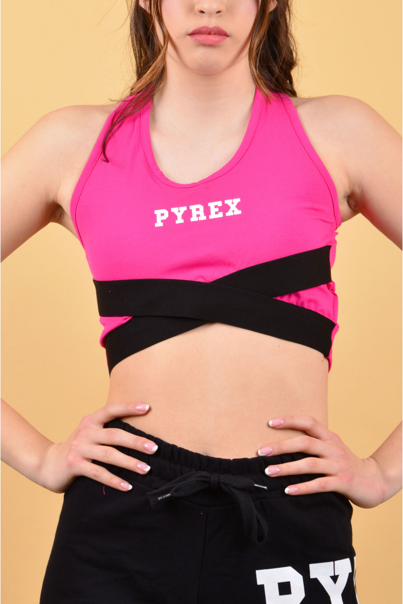 PYREX T-SHIRT TOP MAGLIERIA...