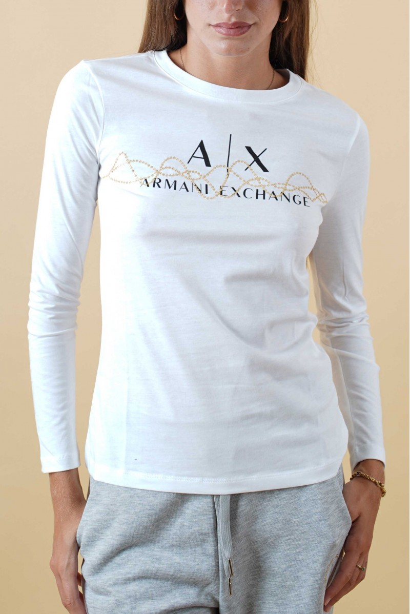 ARMANI EXCHANGE T-SHIRT ML...